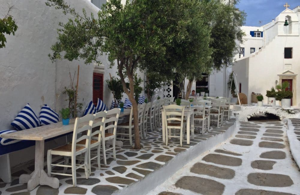 Chora, Mykonos Town, Greece
