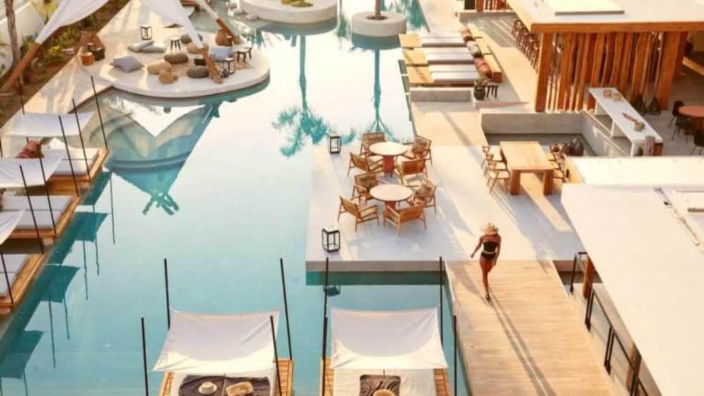 pool, hotel, lounge, Rethymnon, Adelianos Kampos, Syntopia, Crete