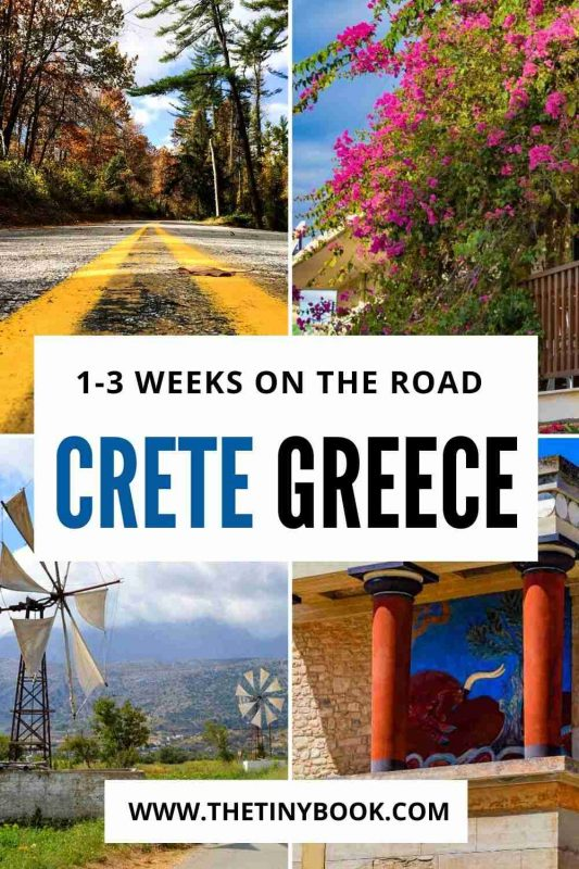 How to Spend 3 Fantastic Weeks on the Road in Crete