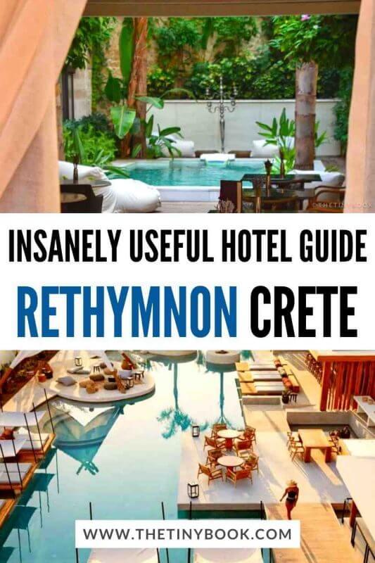 Best Rethymnon Hotels