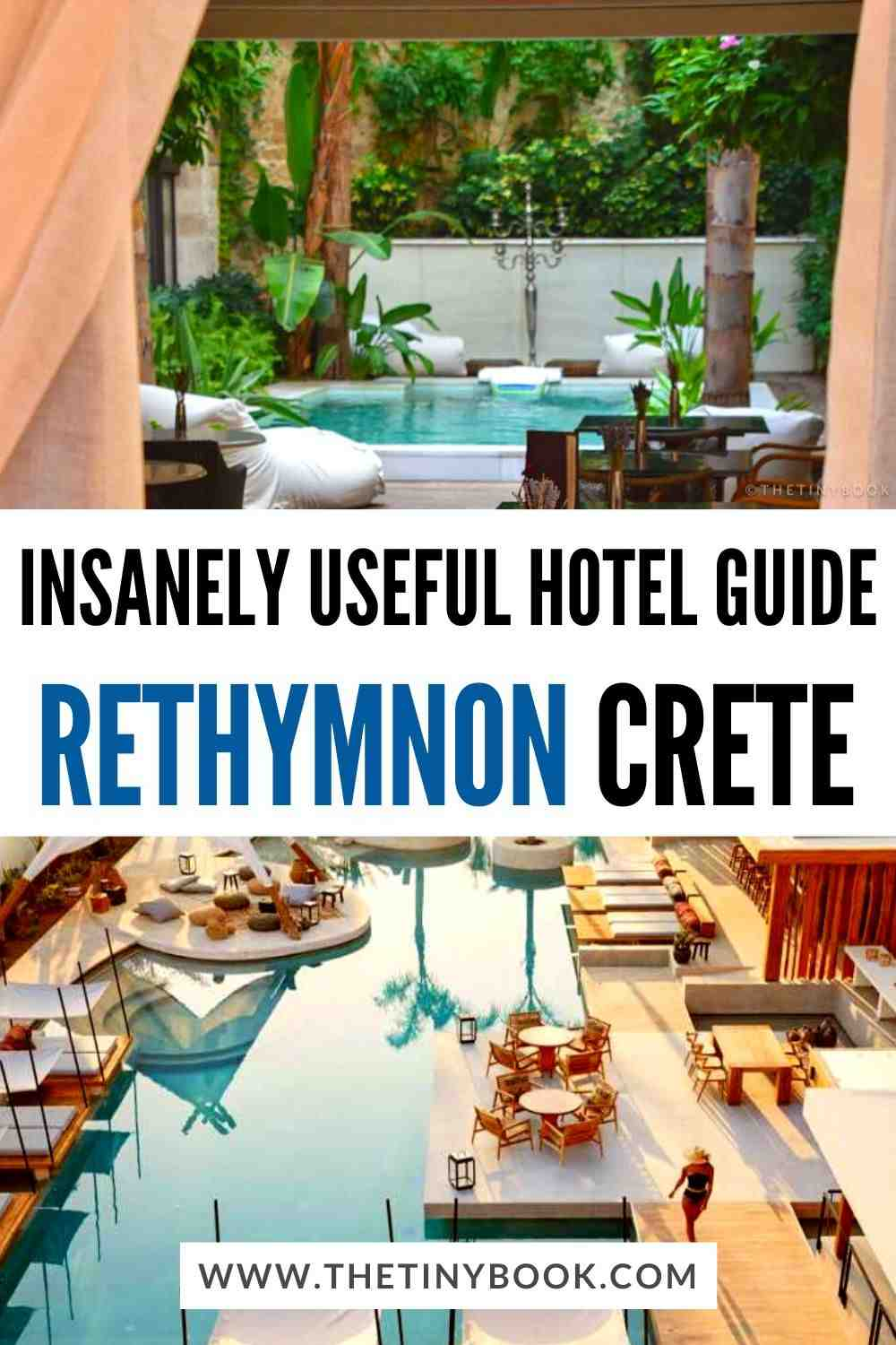 Accommodation Guide for Rethymnon Crete