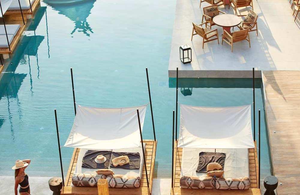 GREECE - CRETE - RETHYMNON - THE SYNTOPIA HOTEL