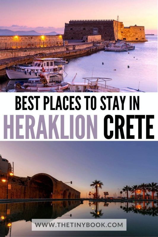 Best Places to Stay in Heraklion, Crete