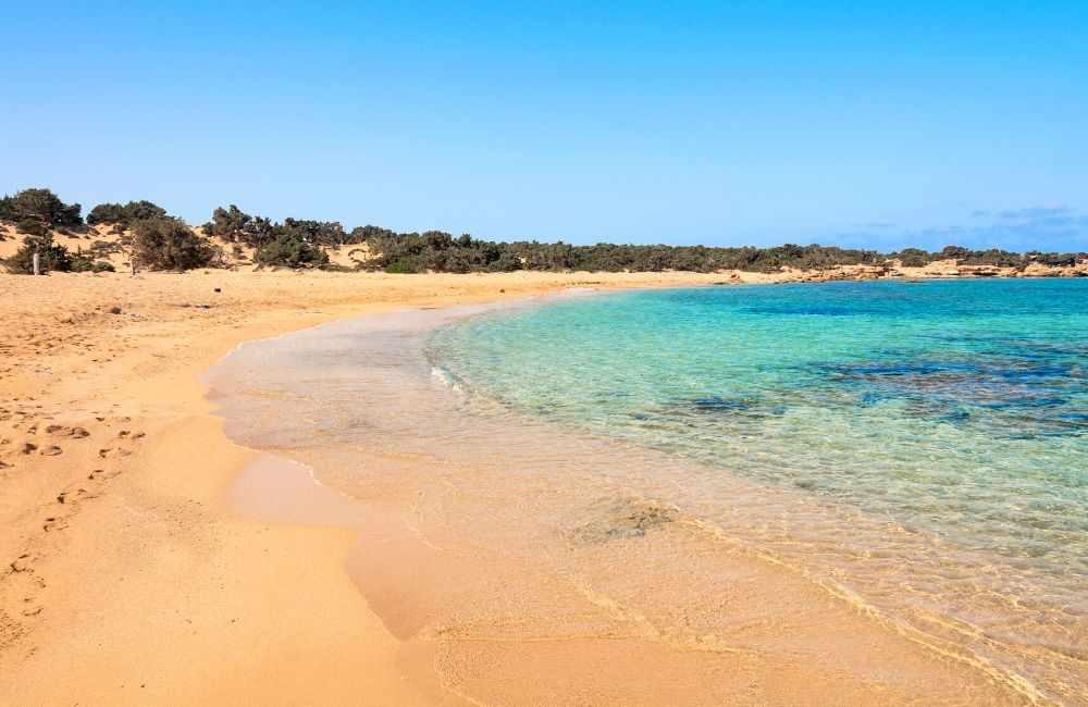 GREECE-CRETE-GAVDOS-LAVRKAS-BEACH