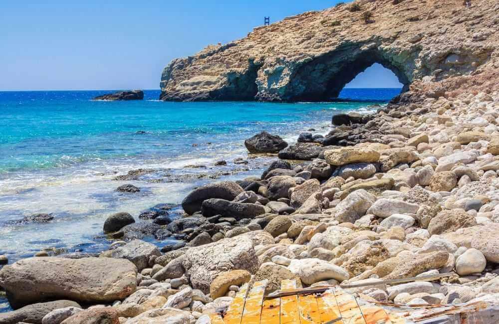 GREECE - CRETE - GAVDOS - TRIPITI CHAIR