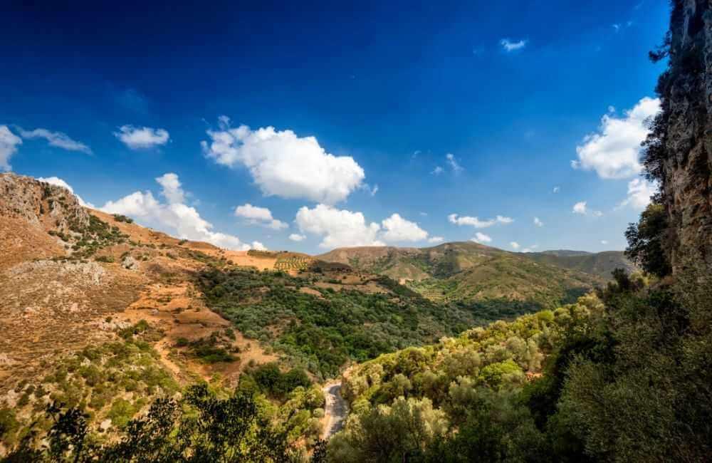 GREECE - CRETE - ROAD