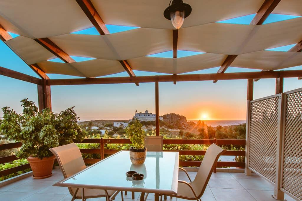 Iliovasilema Apartments - Elafonis - Crete - Greece