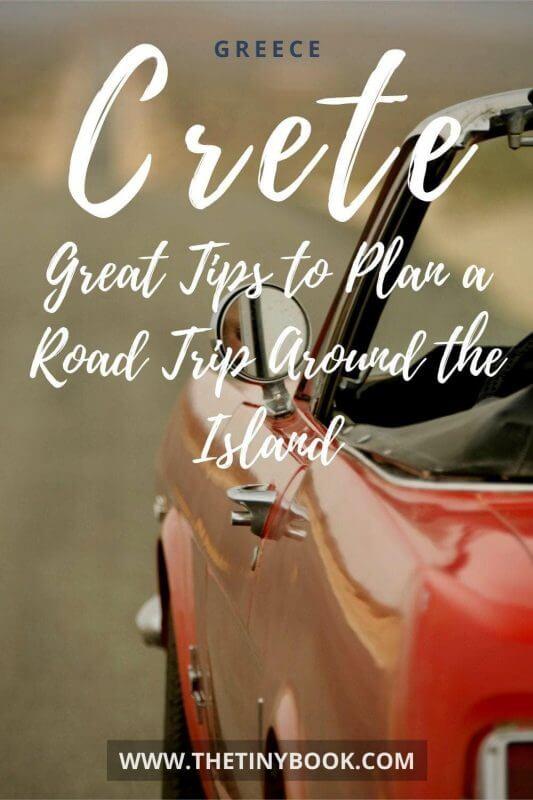 Plan the best road trip in Crete, Greece