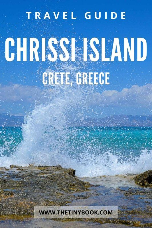 Chrissi Island: Best things to do