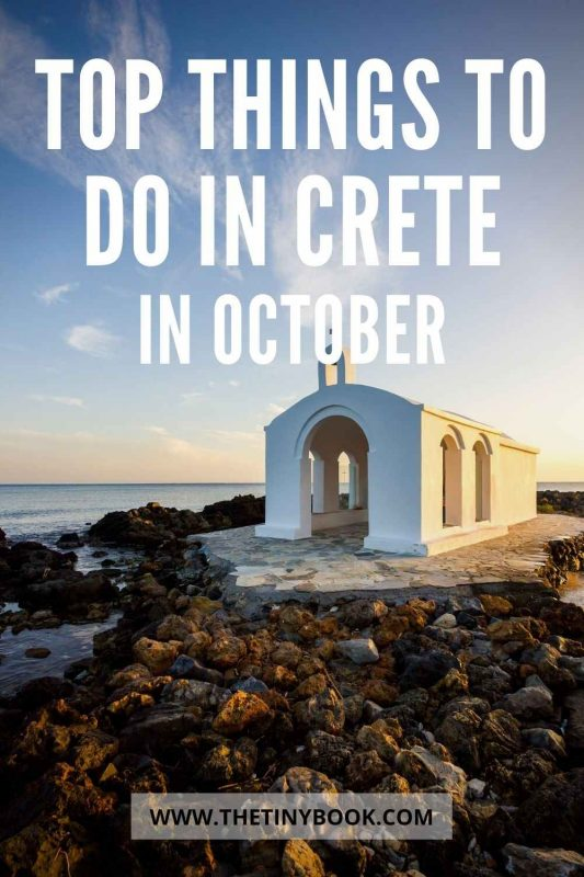 What to do in Crete in the Fall