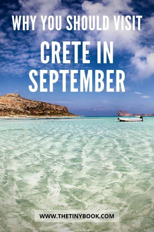 Best things to do in Crete in September