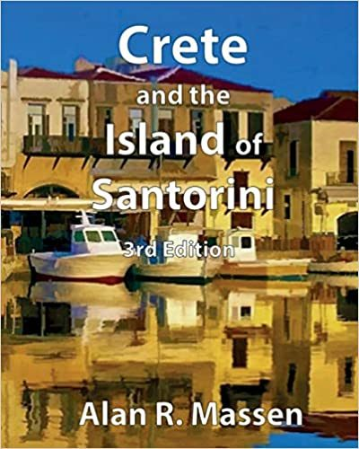 Crete and the island of Santorini