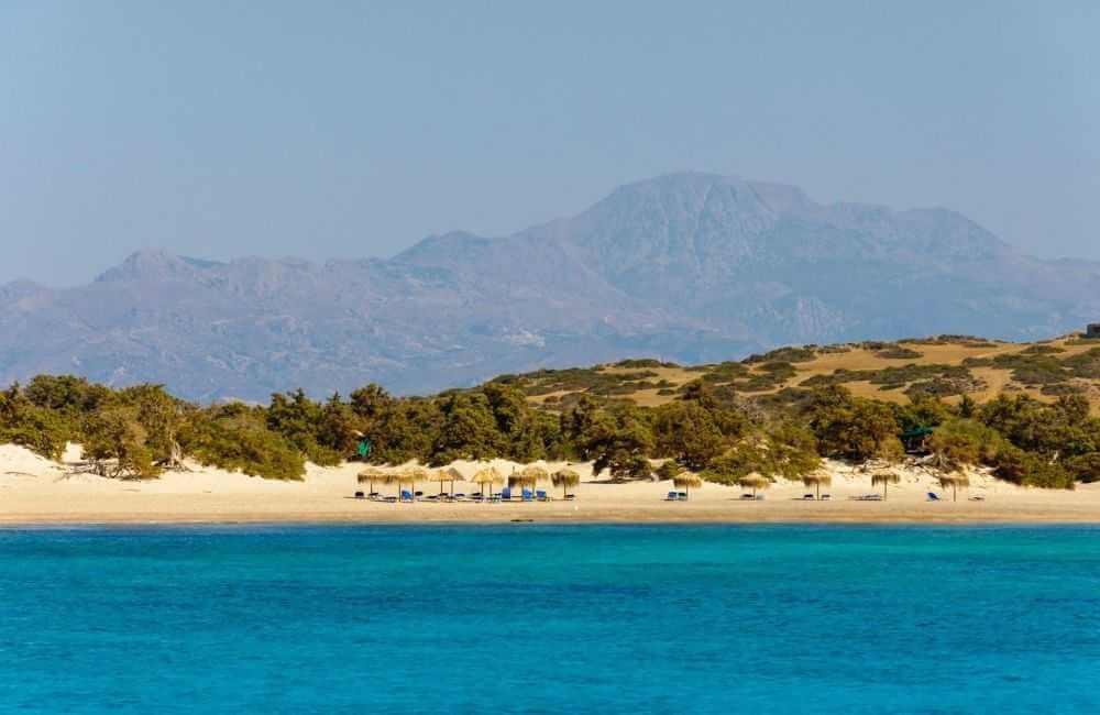 GREECE - CRETE - CHRISSI ISLAND 2