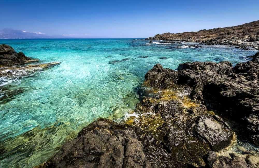 GREECE - CRETE - CHRISSI ISLAND