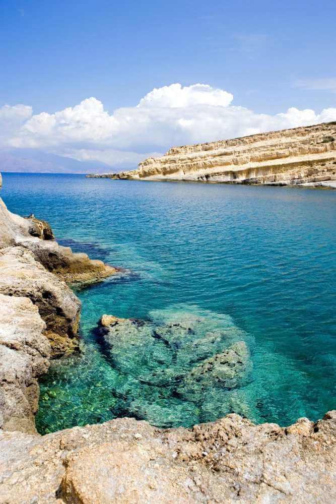 GREECE - CRETE - MATALA