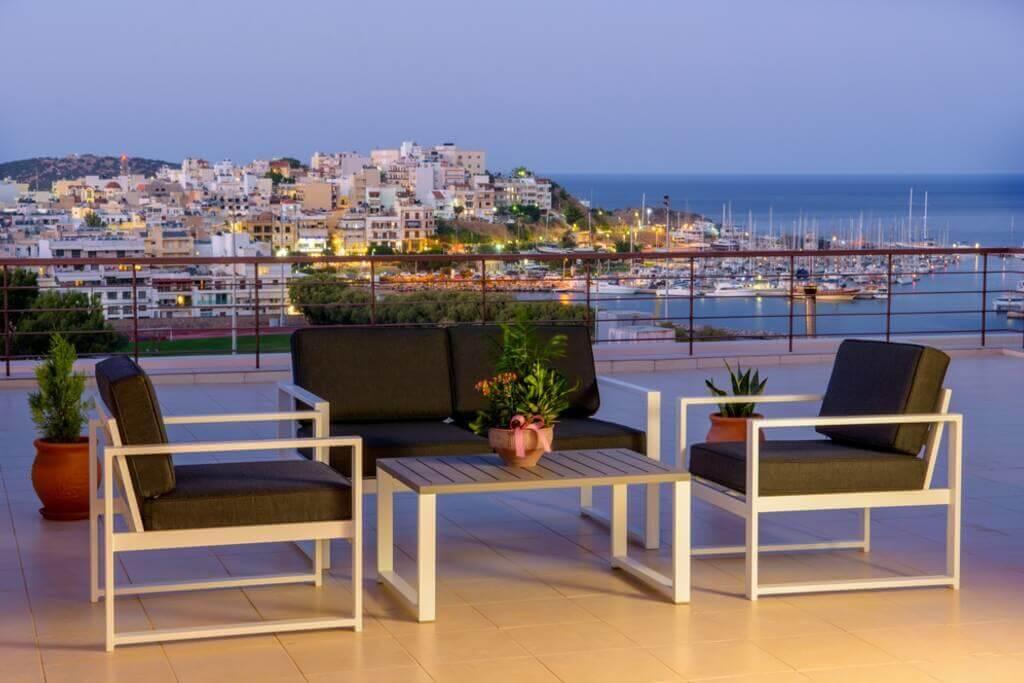 Crete - Agios Nikolaos - gargadoros apartments