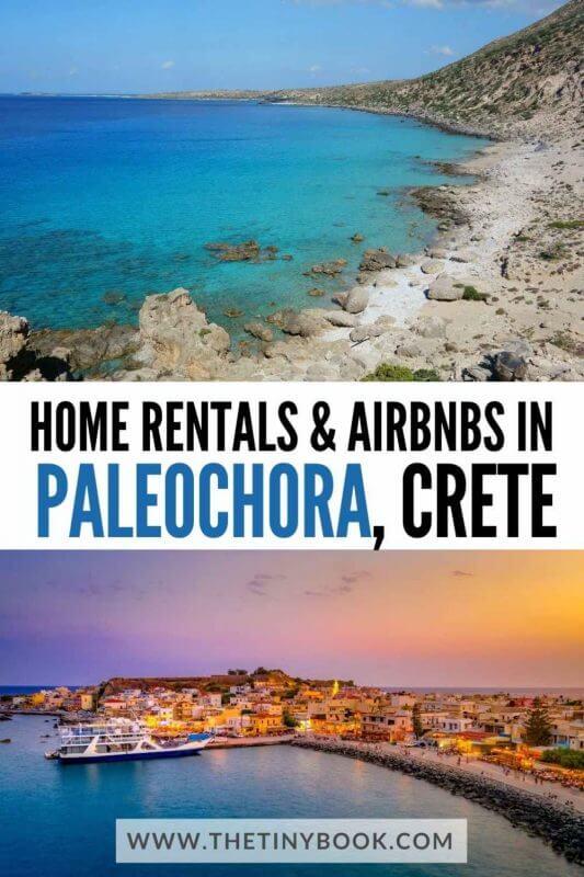 Where to stay in Crete: Paleochora