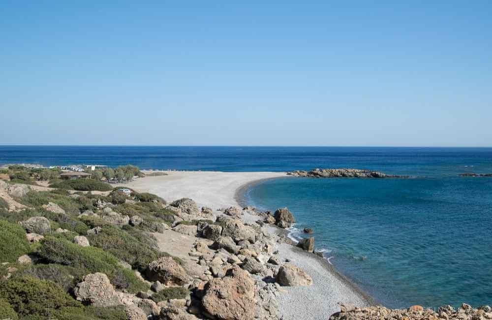 Anidri Beach, Paleochora
