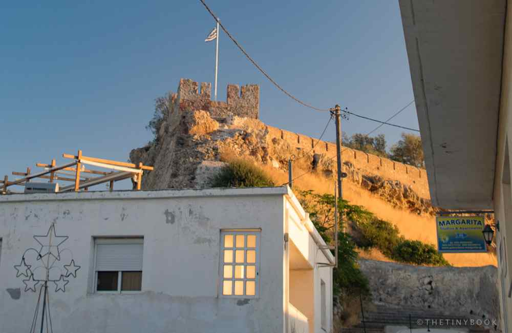 GREECE - CRETE - PALEOCHORA - Kastelli Selino