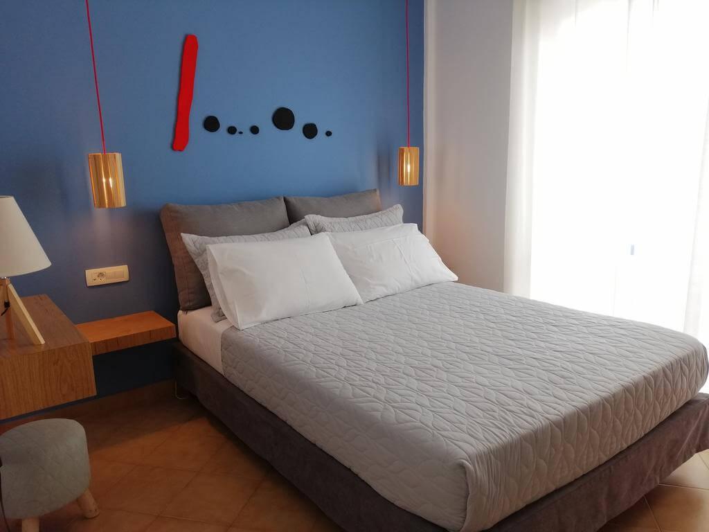 art apartment paleochora crete greece