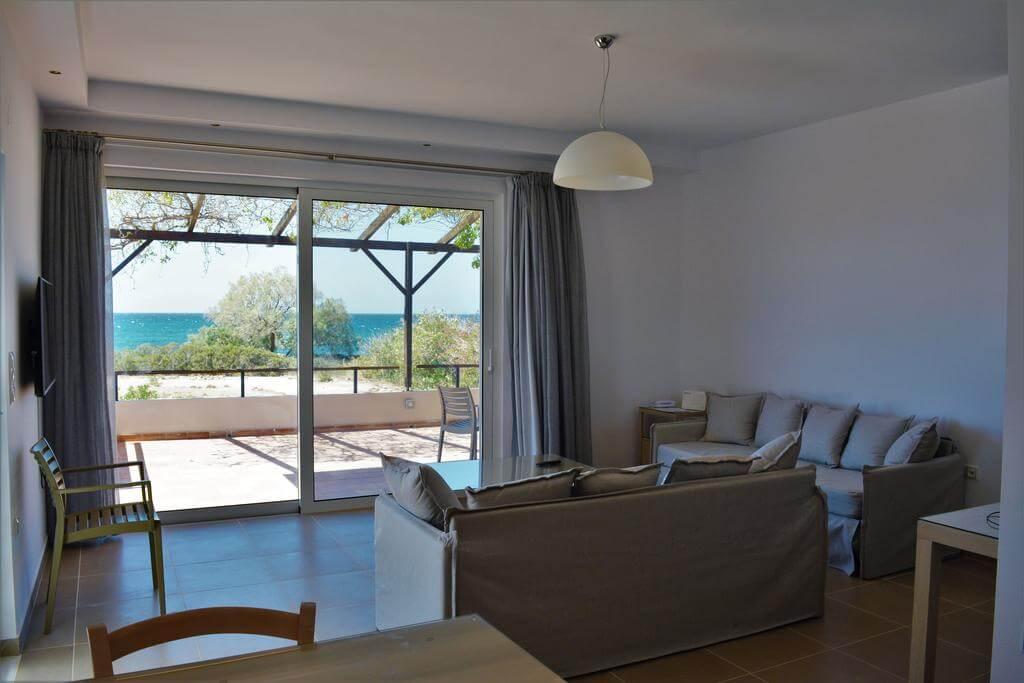 villa paleochora - paleochora - crete - greece
