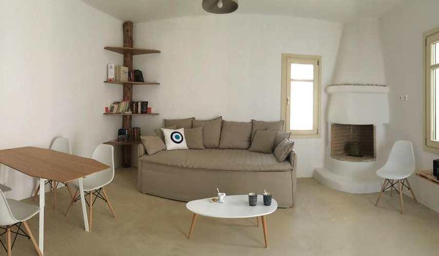 Cycladic House Naoussa, Paros
