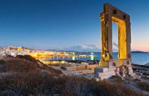 Greece - Naxos - Portara
