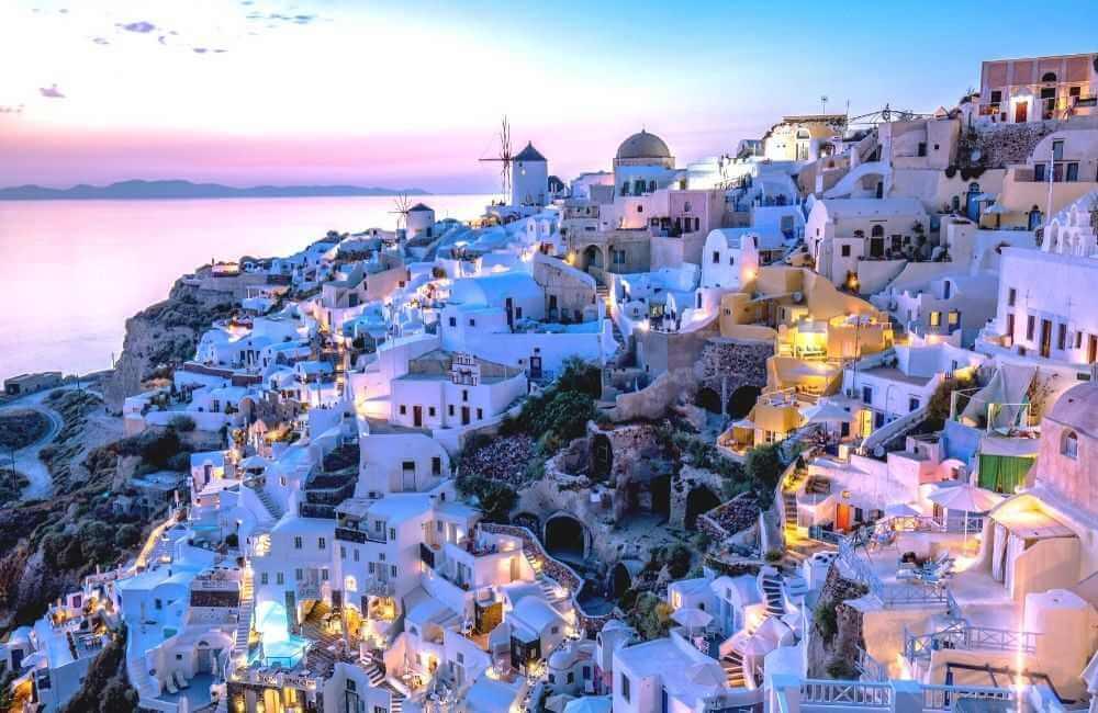 Greece - Santorini - Caldera - Oia