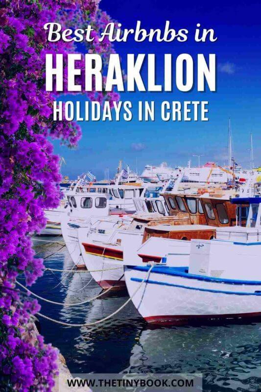 Best Holiday Homes in Heraklion, Crete