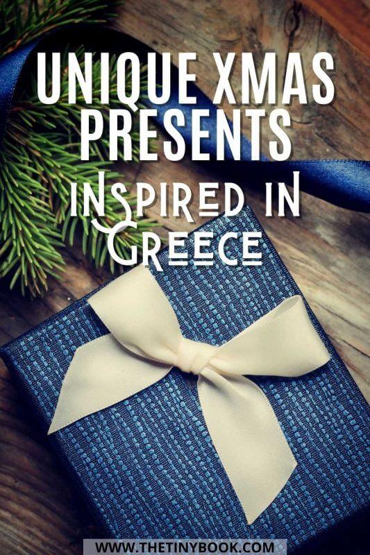 Great Greek-Themed Christmas Presents