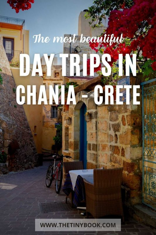Great Day Trips from Chania, Crete