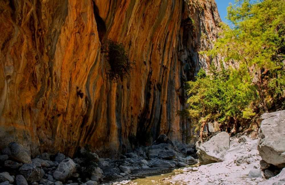 Great day trips from Chania, Samaria Gorge