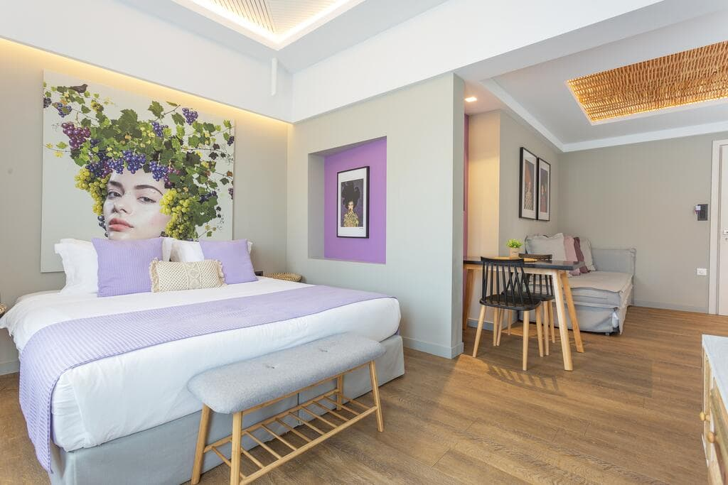 Greece - Crete - Heraklion - Artree suites