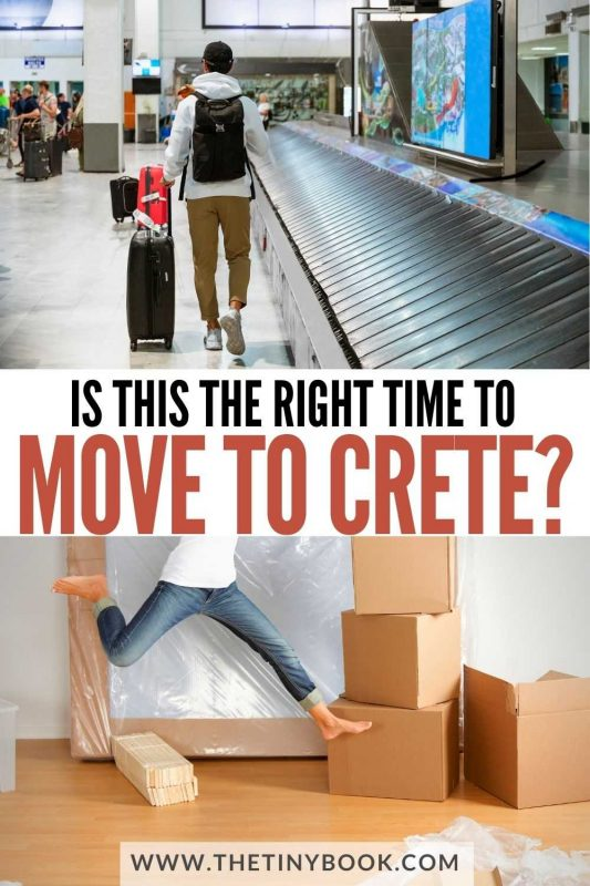 Is this the time to move to Crete?Is this the time to move to Crete?