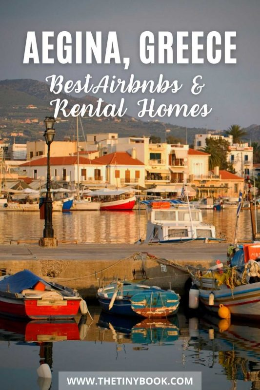 Best Airbnbs in Aegina, Greece