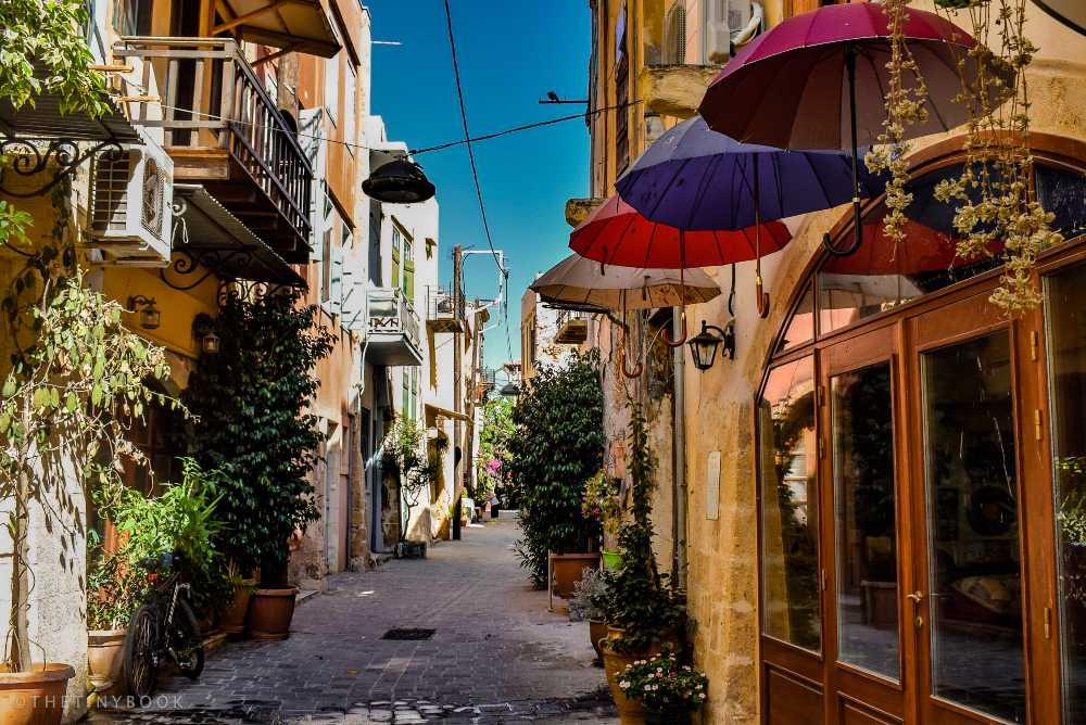 Old Town Chania - Crete -Greece