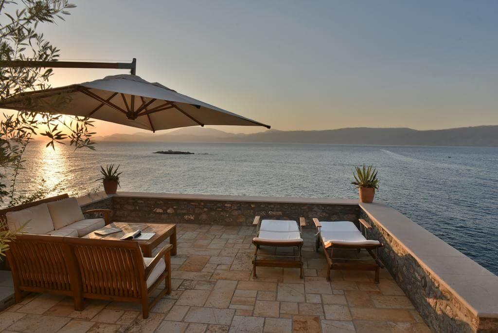 Greece - Hydra - Hydra Kamini Beach Thea