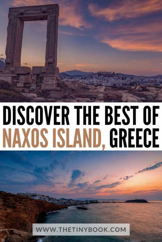 Discover the best of Naxos, Greece
