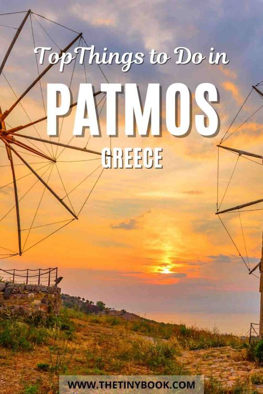 Fantastic Things to Do in Patmos, Greece