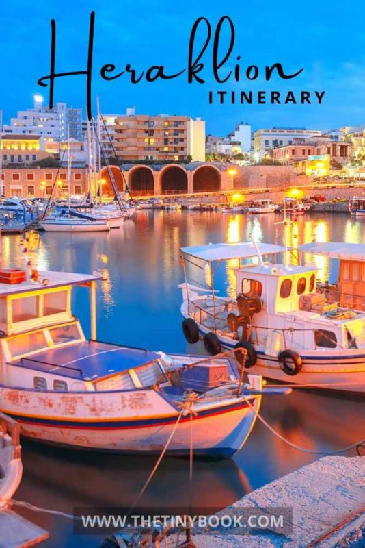 Best things to do in Heraklion, Crete in 1, 2, or 3 days