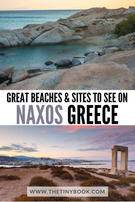 Best beaches in Naxos, Greece