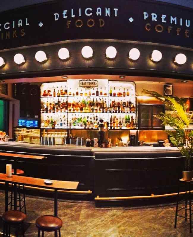 The Bitters Bar, Heraklion Crete
