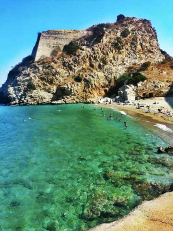 Palekastro, one of the best beaches in Heraklion