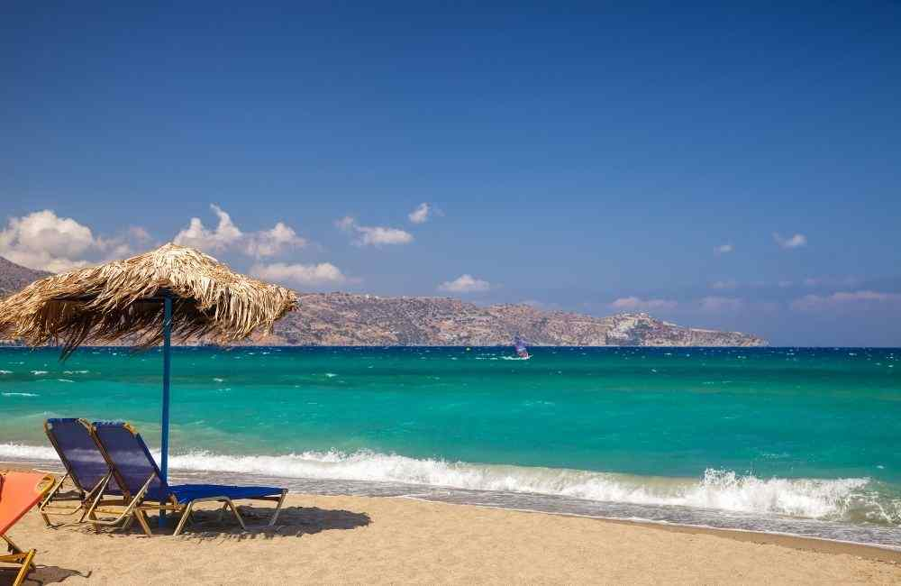 Ammoudara Beach - Heraklion, Crete