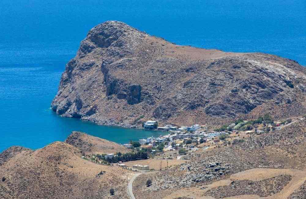 GREECE - CRETE BEACHES HERAKLION -Lentas