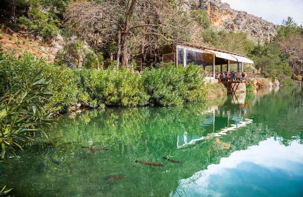Romantic things to do in Crete - Zaros Village