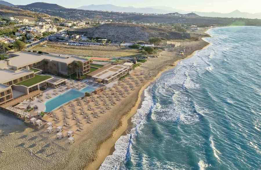 Amnissos Beach - Heraklion