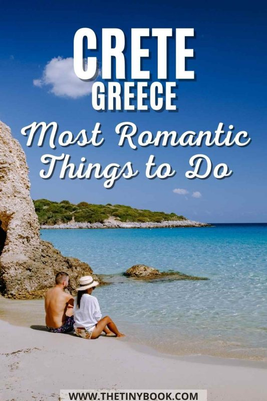 Most romantic things to do in Crete, Greece