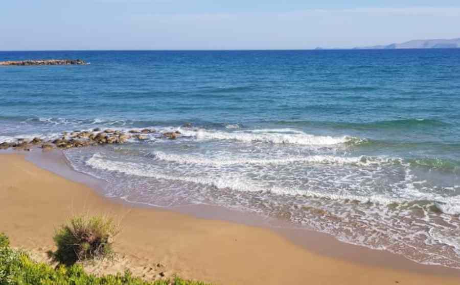Vathianos Beach, Heraklion