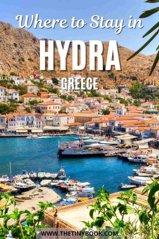 Best Airbnbs in Hydra, Greece